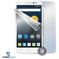 ScreenShield for Alcatel OneTouch Pop 2 7043K on the phone the whole body