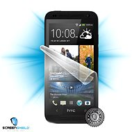 ScreenShield for HTC Desire 310 on the phone display - Protective Foil