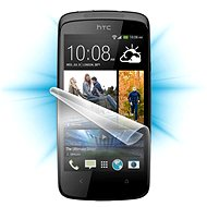 ScreenShield for the HTC Desire 500 on the phone display - Protective Foil