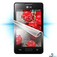 Screen für LG Optimus L4 II (E440) auf dem Telefondisplay - Schutzfolie
