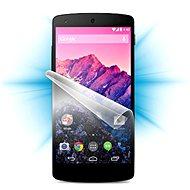 Screen für LG Nexus 5 D821 auf dem Telefondisplay - Schutzfolie