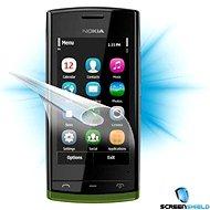 Für Nokia 500 Screenshield auf dem Telefondisplay