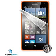 ScreenShield for Nokia Lumia 532 on the phone display - Protective Foil