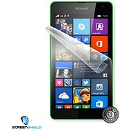 ScreenShield for Nokia Lumia 535 on the phone display - Protective Foil