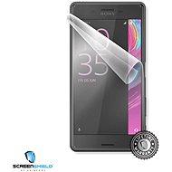 Screen für Sony Xperia X F5121 auf dem Telefondisplay - Schutzfolie
