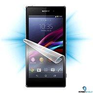 Screen für Sony Xperia Z1 Kompakt auf dem Telefondisplay - Schutzfolie