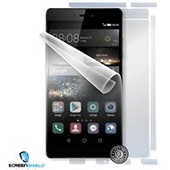 ScreenShield for Huawei P8 on the phone the whole body