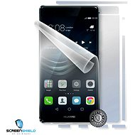 ScreenShield for Huawei P9 on the phone the whole body