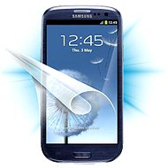 Screen für Samsung Galaxy S3 (I9300) auf dem Telefondisplay - Schutzfolie