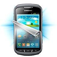 Screen für Samsung Galaxy Xcover 2 (S7710) auf dem Telefondisplay - Schutzfolie