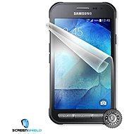 Screen für Samsung Galaxy Xcover 3 (G388) auf dem Telefondisplay - Schutzfolie