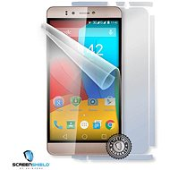 ScreenShield for Prestigio MAY A5 on the phone the whole body