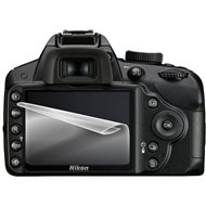 ScreenShield for the Nikon D3200 on the camera display - Protective Foil