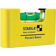 Stabila Spirit Level Taschengrundclip