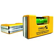 Stabila Spirit Level Pocket clip ProMagnetic