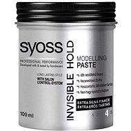 SYOSS Invisible Hold - tvarující pasta 100ml - Pasta na vlasy