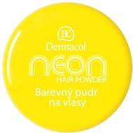 Dermacol Neon Hair Powder No. 1 - Yellow 2,2 g