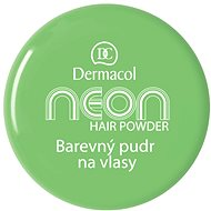 Dermacol Neon Hair Powder No. 6 - Green 2,2 g