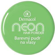 Dermacol Neon Hair Powder No.6 - Green 2,2 g