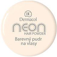 Dermacol Neon Hair Powder No.7 - Gold 2,2 g