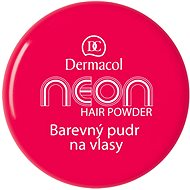 Dermacol Neon Hair Powder No.8 - Pink with glitters 2,2 g