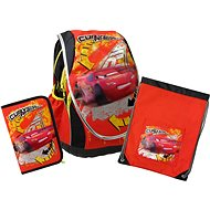 Anatomic backpack Abb Set - Disney Cars