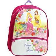 Junior backpack - Disney Princesses - Beauty and Bella