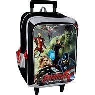 School bag on wheels Marvel Avengers