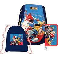 Abb set Disney Aircraft - School Bag