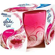 GLADE by Brise Only Love 120 g - Svíčka
