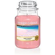 YANKEE CANDLE Classic velký 623 g Pink Sands - Svíčka