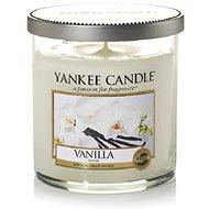YANKEE CANDLE Décor malý 198 g Vanilla - Svíčka