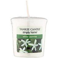 YANKEE CANDLE votivní svíčka 49g White Jasmine - Svíčka