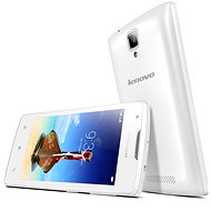 Lenovo A White - Mobile Phone