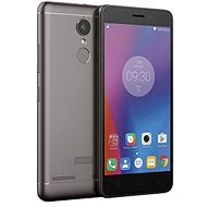 Lenovo K6 Note Dark Grey