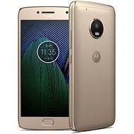 Lenovo Moto G5 Plus Gold - Mobile Phone