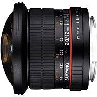 Samyang 12mm F2.8 Nikon AE - Objektiv