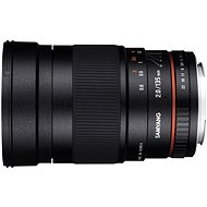 Samyang 135mm F2.0 Canon - Objektiv