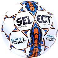 Select Futsal Master, bielo-modrá - Futsalová lopta