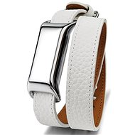 TCL MOVEBAND 2 Metal Chrome/White - Fitness náramek