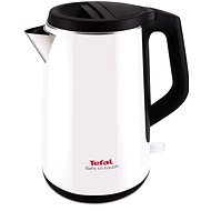 Tefal Safe to touch 1.5 liters glossy white KO3701