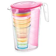 Tescoma Pitcher myDRINK 2.5 liters, 4 cups with cap-ru