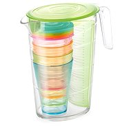 Tescoma Pitcher myDRINK 2.5 liters, 4 cups with cap-Ze