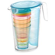 Tescoma Dish myDRINK 2.5l, 4 cups with lid-Mo - Pitcher