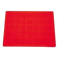 Tescoma Vál dough silicone DELÍCIA 38x28cm, red