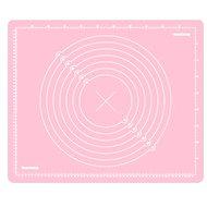 Tescoma Vál silikonový DELÍCIA DECO 55x45cm, růžový