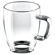 Tescoma glass mug CREMA 400 ml