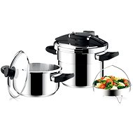 Pressure cookers Tescoma PRESIDENT DUO 4.0 and 6.0 l 702,748.00