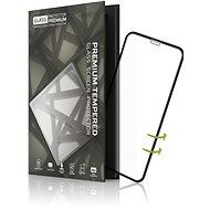 Tempered Glass Protector preiPhone X - 3D GLASS, čierne