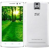 THL 2015 White Dual SIM - Mobilní telefon